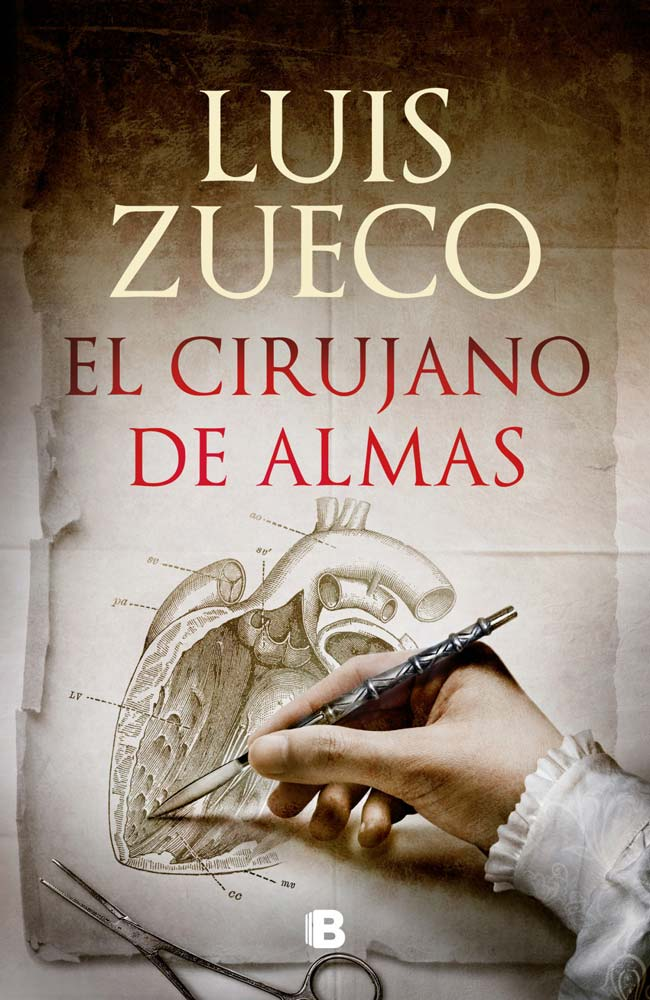 El cirujano de almas, de Luis Zueco