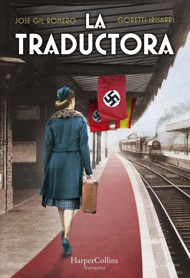 La traductora, de Jose Gil Romero y Goretti Irisarri