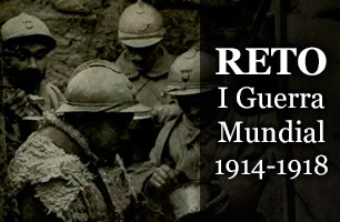 Reto: I Guerra Mundial